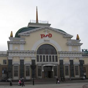 Железнодорожные вокзалы Грайворона